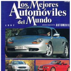 Coches: LOS MEJORES AUTOMOVILES DEL MUNDO 1997. Lote 54503369