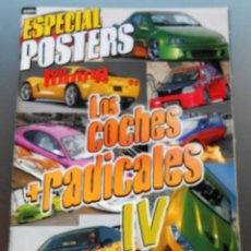 Coches: TOP TUNING ESPECIAL POSTERS. Lote 57209992