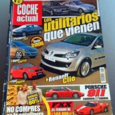 Coches: COCHE ACTUAL 2005. Lote 54582906