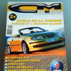 Coches: REVISTA -CITA DEL MOTOR. Lote 54678436