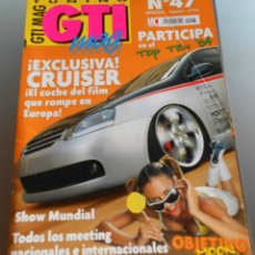 Coches: TUNING GTI MAG 2005. Lote 54744763