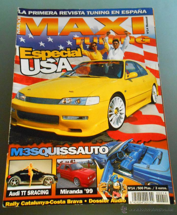 MAXI TUNING 1999 (Coches y Motocicletas Antiguas y Clásicas - Revistas de Coches)