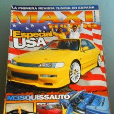 Coches: MAXI TUNING 1999. Lote 54746812
