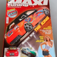 Coches: MAXI TUNING 2003. Lote 54747186