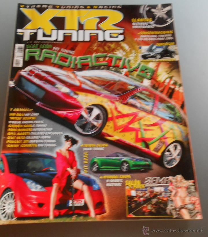 XTR TUNING 2005 (Coches y Motocicletas Antiguas y Clásicas - Revistas de Coches)