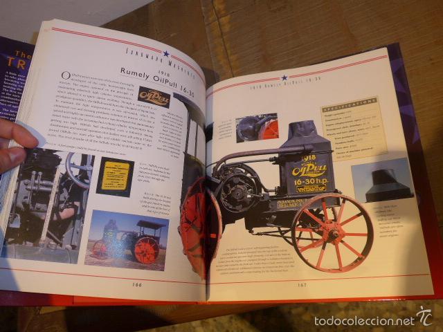 Coches: Catalogo libro de tractores, the american tractor - Foto 2 - 56526444