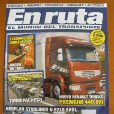 Coches: REVISTA EN RUTA (EL MUNDO DEL TRANSPORTE). Nº 26 . Lote 56977088