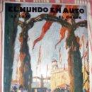 Coches: INTERESANTE REVISTA MUNDO EN AUTO ESPECIAL EXPOSICION DEL AUTOMOVIL 1924 FOTOS MOTOS COCHES EPOCA. Lote 57148976