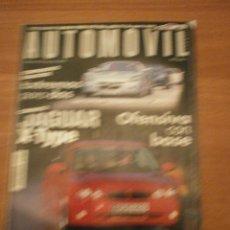 Coches: REVISTA AUTOMOVIL Nº 281- JUNIO 2001 . Lote 57511169