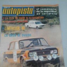 Coches: -AUTOPISTA 772 - AÑO 1973. -NUEVO MINI. Lote 57524437