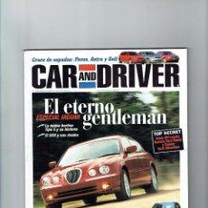 Coches: REVISTA CAR&DRIVER Nº 40- 1999. Lote 57589358