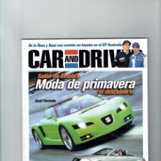 Coches: REVISTA CAR&DRIVER Nº 43- 1999. Lote 57589921
