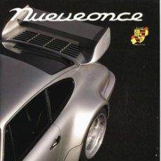 Coches: NUEVEONCE-4 (1994) SEMBLANZA DE FERDINAND PORSCHE, 356 B RALLYE, 911 RS 3,8; 911 CARRERA CABRIO, 928. Lote 58327648