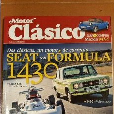 Coches: MOTOR CLASICO Nº 293. Lote 58441762