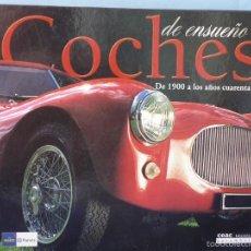 Coches: LIBRO DE COCHES ANTIGUOS DE 1900 A LOSAÑOS40 158 PAG. GASTOS DE ENVIO 5€ . Lote 58642688