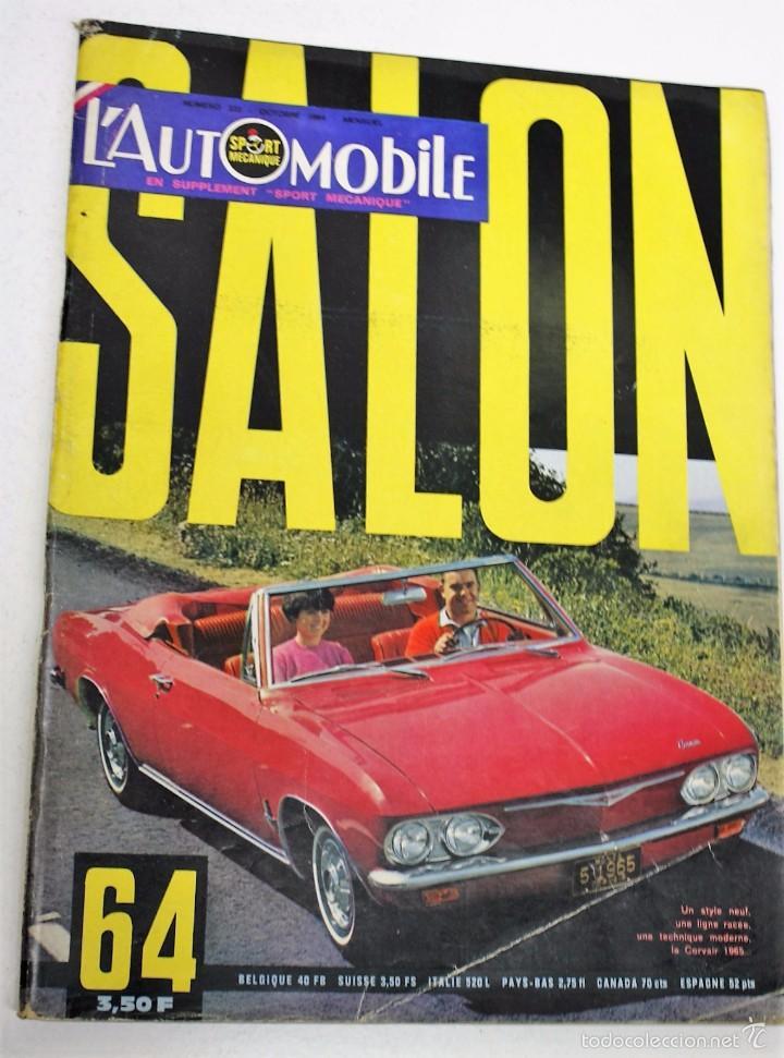 Salon de l\'automobile 1964 - Verkauft durch Direktverkauf ...