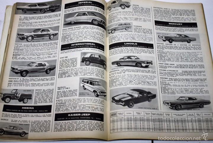 le salon de l 39 auto journal 1968 comprar revistas antiguas de coches en todocoleccion 60094463. Black Bedroom Furniture Sets. Home Design Ideas