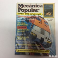 Coches: MECÁNICA POPULAR JULIO 1980. Lote 61605148