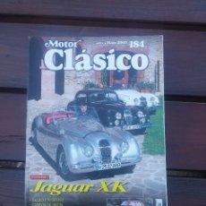Coches: MOTOR CLASICO Nº184. JAGUAR XK, TALBOT, CHRYSLER, ROCKNE, MV AGUSTA, SIMCA 1000 RALLYE. Lote 61867684