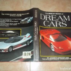 Coches: ESPECTACULAR GRAN TOMO GUIDE DREAM CARS BY JAMES FLAMMANG COCHES DE ENSUEÑO,FERRARI,BUGATI,LAMBO.... Lote 64177411