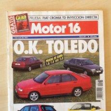 Coches: MOTOR 16 N 397 1 DE JUNIO 1991. Lote 64353422