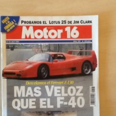 Coches: MOTOR 16 N 497 27 DE ABRIL 1993. Lote 64357966