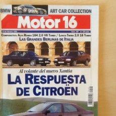 Coches: MOTOR 16 N 487 16 DE FEBRERO 1993. Lote 64365067