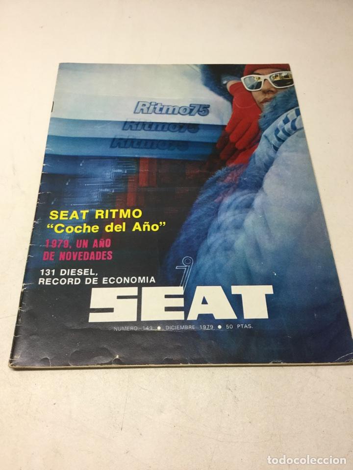 SEAT RITMO. REVISTA (Coches y Motocicletas Antiguas y Clásicas - Revistas de Coches)