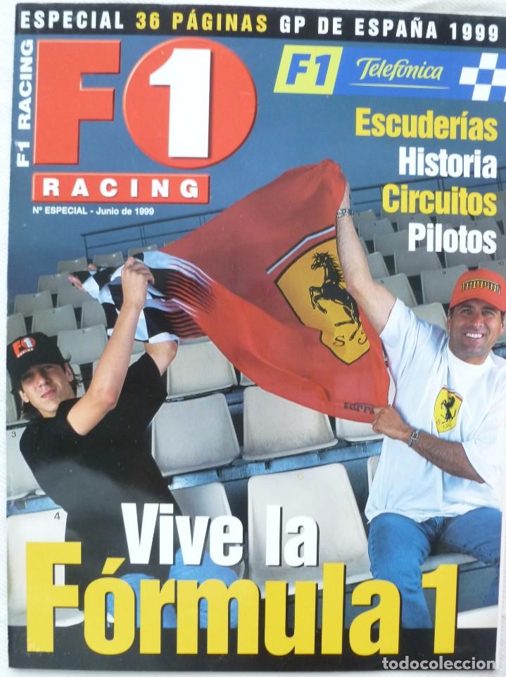 Coches: Revista F1 Racing Nº Especial Junio 1999 - Foto 5 - 68084493