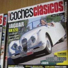 Carros: REVISTA COCHES CLASICOS NUMERO 42. Lote 68544365