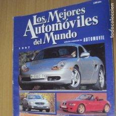 Coches: LOS MEJORES AUTOMOVILES DEL MUNDO 1997. Lote 68546653