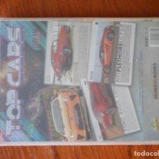 Coches: FOTO ALBUM COCHES TOP CARS MUNDICROMO. Lote 70349153