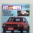 Coches: AUTOMOVIL Nº57,F1 ITALIA, SUIZA,RALLY 1000 LAGOS, PRINCIPE DE ASTURIAS,VW GOLF GTI, SAAB 900 TURBO, . Lote 71445247