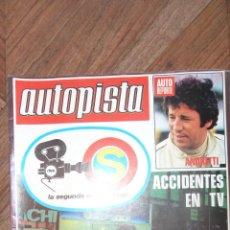 Coches: AUTOPISTA Nº 1025 - 29 OCTUBRE 1978. Lote 72307315