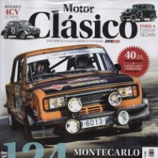 Autos - MOTOR CLASICO N. 341 ENERO 2017 - EN PORTADA: SEAT 124 GRUPO 4 (PRECINTADA) - 123647035