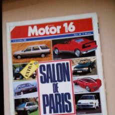 Coches: REVISTA MOTOR 16 Nº 155. Lote 73559575