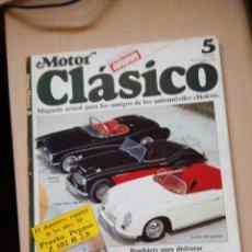 Coches: REVISTA MOTOR CLASICO Nº 5. Lote 73560795