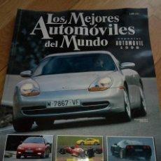 Coches: REVISTA LOS MEJORES COCHES DE 1998.. Lote 73622599