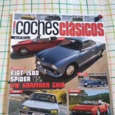 Coches: COCHES CLÁSICOS Nº62. Lote 74359375