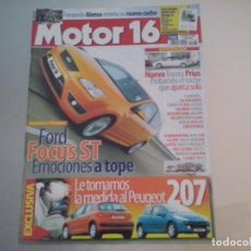 Coches: MOTOR 16 Nº 1165 AÑO 2006. Lote 75797331