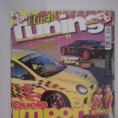 Coches: FLASH TUNING Nº 11. Lote 75799691