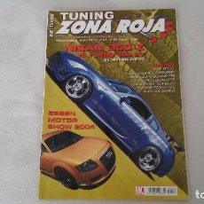 Coches: ZONA ROJA TUNING Nº 33. Lote 75800475