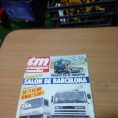 Coches: REVISTA TRANSPORTE MUNDIAL 23 PEGASO TRONER. Lote 75865291