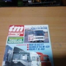 Coches: REVISTA TRANSPORTE MUNDIAL 24 PEGASO MOFLETES. Lote 75865823