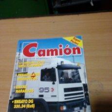 Coches: REVISTA CAMIÓN 32 PROPAGANDA PEGASO. Lote 75911134