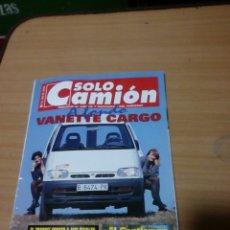 Coches: REVISTA SOLO CAMIÓN 67 PEGASO 5064. Lote 75912798