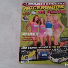 Coches: MAXI TUNING Nº 9 ESPECIAL. Lote 75912879