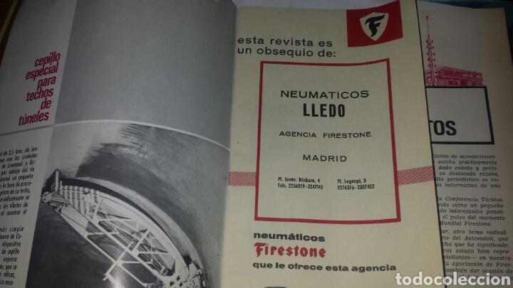 Coches: BOLETIN FIRESTONE HISPANIA N° 215 MAYO 1966 - Foto 3 - 76141597
