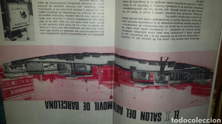 Coches: BOLETIN FIRESTONE HISPANIA N° 215 MAYO 1966 - Foto 5 - 76141597
