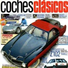 Coches: REVISTA COCHES CLÁSICOS Nº 1. Lote 81705232
